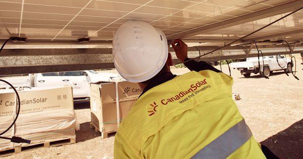 suntop solar farm construction news